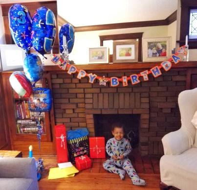 TELUS x The Lenovo Moto Z — Changing the Way We Smartphone! — The Eldest Palmer Kiddo on His Birthday
