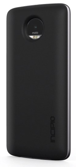 TELUS x The Lenovo Moto Z — Moto Z Incipio OFFGRID Power Pack Black