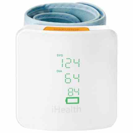 The Best Buy He-Shed — Where Tech and Design Can BOTH Call HOME — iHealth Wireless Blood Pressure Monitor