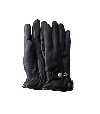 Make Your Mark on Fashion this Winter — The Mark's Christmas 2016 Gift Guide — WindRiver Deerskin TMAX Gloves