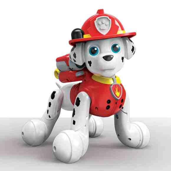 Scoring the Best Gifts Thanks to the Best Buy Blue Shirts! — Zoomer Paw Patrol Interactive Dog
