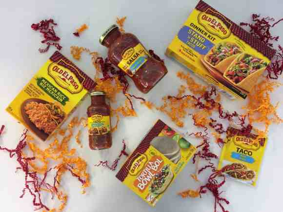 Old El Paso Let's Taco 'Bout It, Chapter Four — Everyone Wins With Burrito Bowls! — Ultimate Game Day Giveaway Promo Photo web