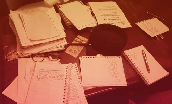 The 2016 100 Wrap-Up, Part 2 - 46 Things I DIDN'T Do But Very Much Still WANT To. — A Cluttered Casey Palmer Workspace