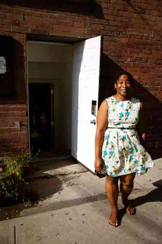 Tales from the 2.9 — The Black Canadians Sharing their Stories in a Digital Age — Vol. 2 #28, Ardean Peters, Photographer, Photography by Ardean — Ardean Standing