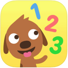 Beating March Break Boredom with Apple's iPad and the App Store!—Sago Mini Puppy Preschool