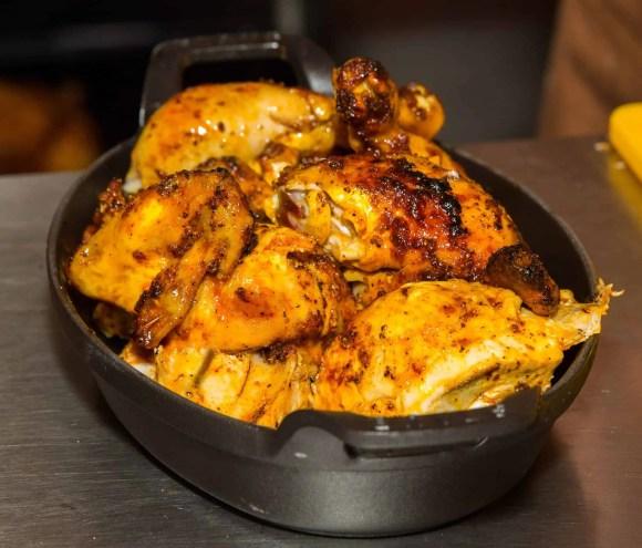 Union Chicken—Rotisserie Chicken Ready to Serve