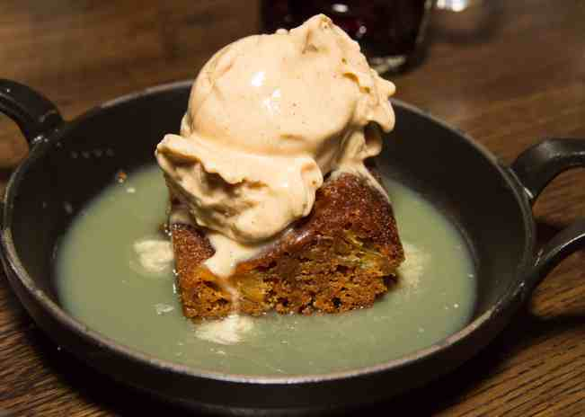 Get Fingers Worth Licking at Union Chicken! — Sticky Toffee Pudding