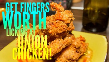 Get Fingers Worth Licking at Union Chicken! (Featured Image)