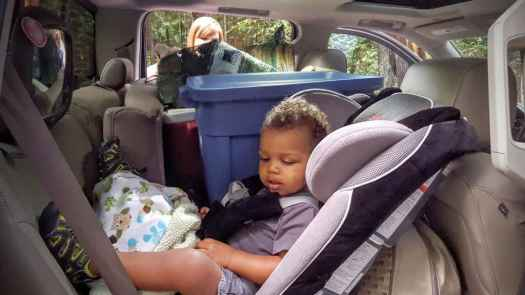 Put Your Car Seat Woes at Ease with the diono radian rXT! — The Elder Palmer Child Camping