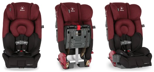 Put Your Car Seat Woes at Ease with the diono radian rXT! — radian rXT modes