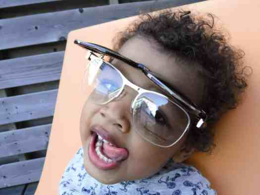 Get Dope Optical Fashion with SmartBuyGlasses! — Palmer Kiddo with the Ermenegildo Zegnas