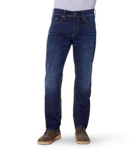 Help Dad Look the Part this Father's Day with Mark's — Silver Jeans Co.'s Eddie Relaxed Fit Tapered Leg Jeans
