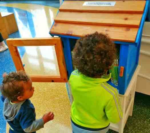 How McDonald's Happy Meals Can Reveal the Joy of Reading! — McDonald's Little Free Libraries