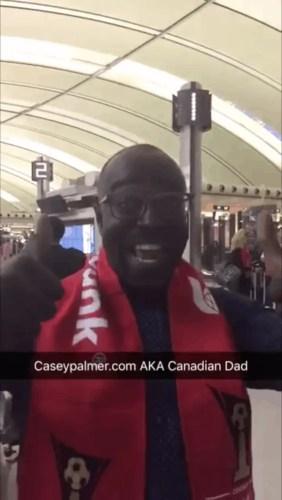 Casey Palmer - Scotiabank Ambassador — Casey Palmer Pearson Airport Snapchat