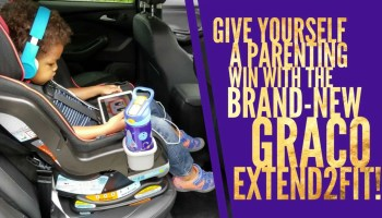 Give Yourself a Parenting Win with the Brand-New Graco Extend2Fit! (Featured Image)
