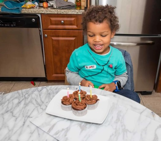 The Life and Times of the Palmer Family—NaBloPoMo Day 10—This is 4.—Happy Birthday, Kiddo!