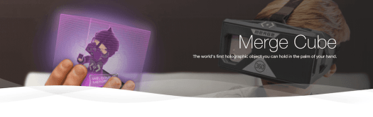 TELUS Holiday Gift Guide — Merge Cube Header