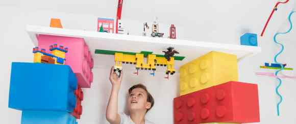 The Casey Palmer, Canadian Dad Christmas Gift Guide for... Kids!—Mayka Toy Block Tape—Tape in Action