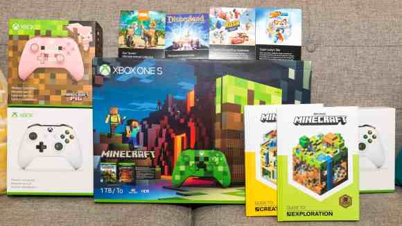 The Casey Palmer, Canadian Dad Christmas Gift Guide for... Kids!—Xbox One S Package