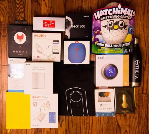 The Casey Palmer, Canadian Dad Christmas Gift Guide... for Grown-Ups!—A Haul of Gifts