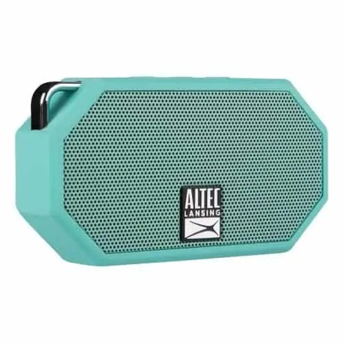 The Casey Palmer, Canadian Dad Christmas Gift Guide... for Grown-Ups! — Altec Lansing Mini H2O 3