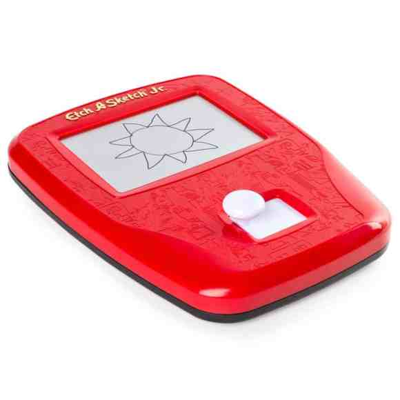The Casey Palmer, Canadian Dad Christmas Gift Guide... for Kids! — Etch a Sketch Joystick