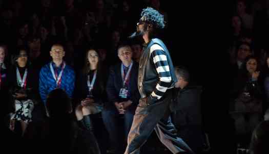 Live from the 3.5 — Fix Up, Look Sharp — Why Fashion's So Central to the Black Canadian Experience — Klaxon Howl Fashion Show