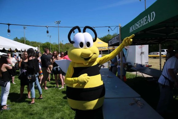 Business Taxes for the Masses—Avoid Getting Annoyed Thanks to TurboTax Self-Employed—Mississauga Bread and Honey Festival—Sam the Bee