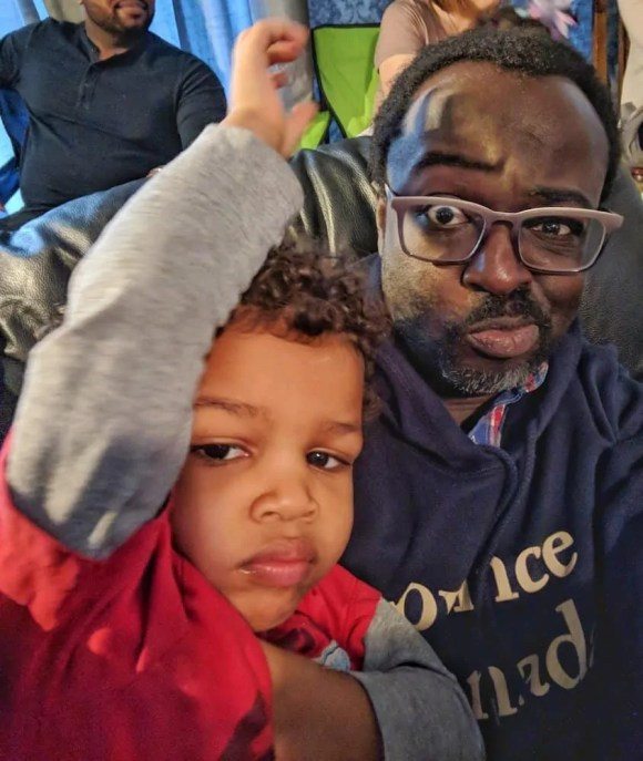 Keepin' Up With Case P—The Week That Was... March 4th—10th, 2018—Casey and Kid Hanging Out at a Jam
