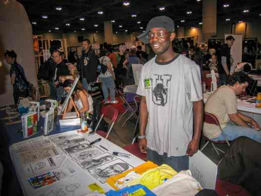 Chatting with Casey 0003 — Give Me Some Room to Fail — Casey at FanExpo's Artist Alley