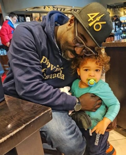 Why Father's Day Isn't Mother's Day II — An Exercise in Fatherhood by Casey E. Palmer — Hanging Out With My Youngest