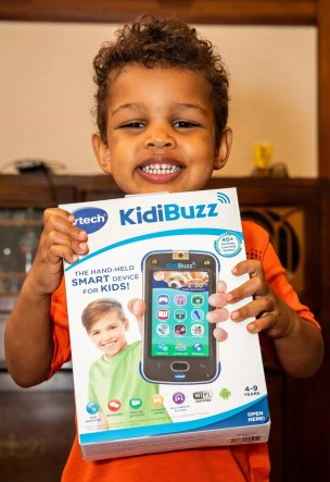 See What a CREATIVE Kid Does with the VTech Kidibuzz!—The Kid Loves His New KidiBuzz! v2
