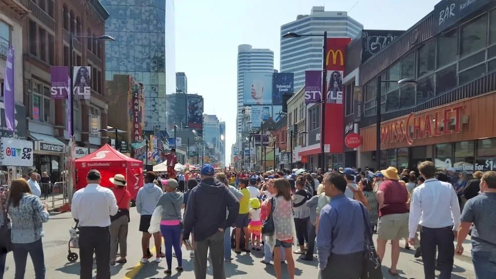 This IS Toronto. What Do We DO About It? — Downtown Yonge