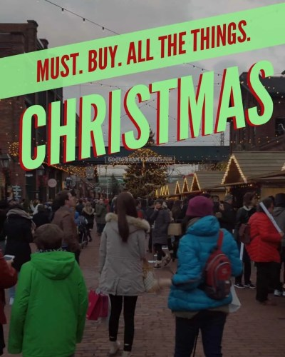 Chatting with Casey 0015—I'm Where I Need to be Right Now—Christmas—Must Buy All The Things