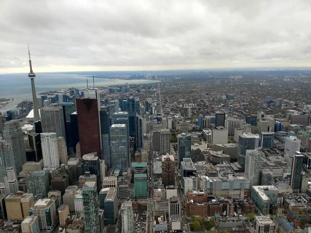 Calgary 101 — The City that's More than Just the Stampede! — Toronto from Above