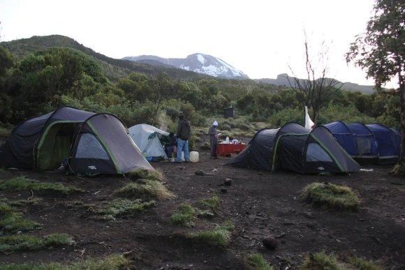 For the Love of Camping, Part Two—A Man and the Mountain that CHANGED Him.—Camping on Mount Kilimanjaro