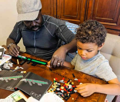 What I Want This Father's Day — A Selfish Father's Day Gift Guide by Casey E. Palmer — Building LEGO