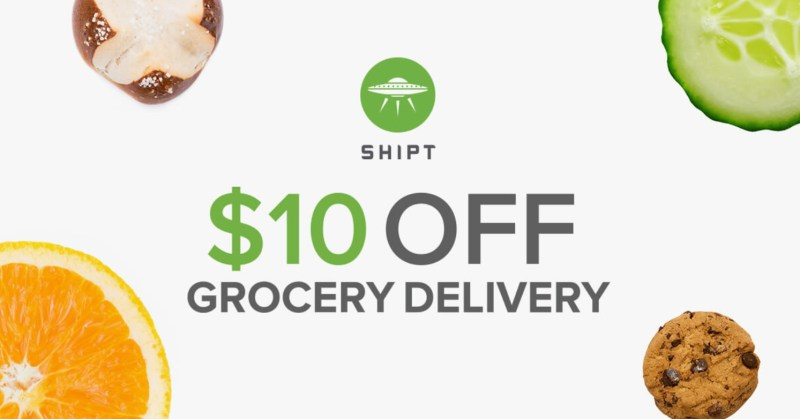 Shipt Promo Code & Coupon for $10 on 1-Day Delivery (2018)