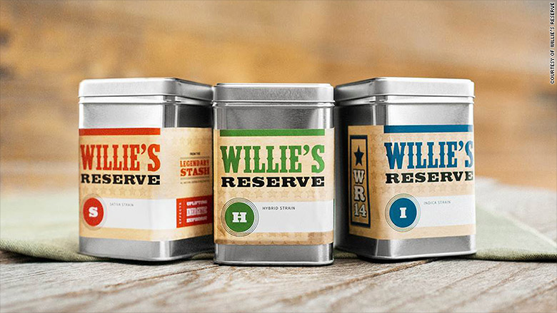 Willies Reserve, Cannabis Brand, Receives $12M in Funding