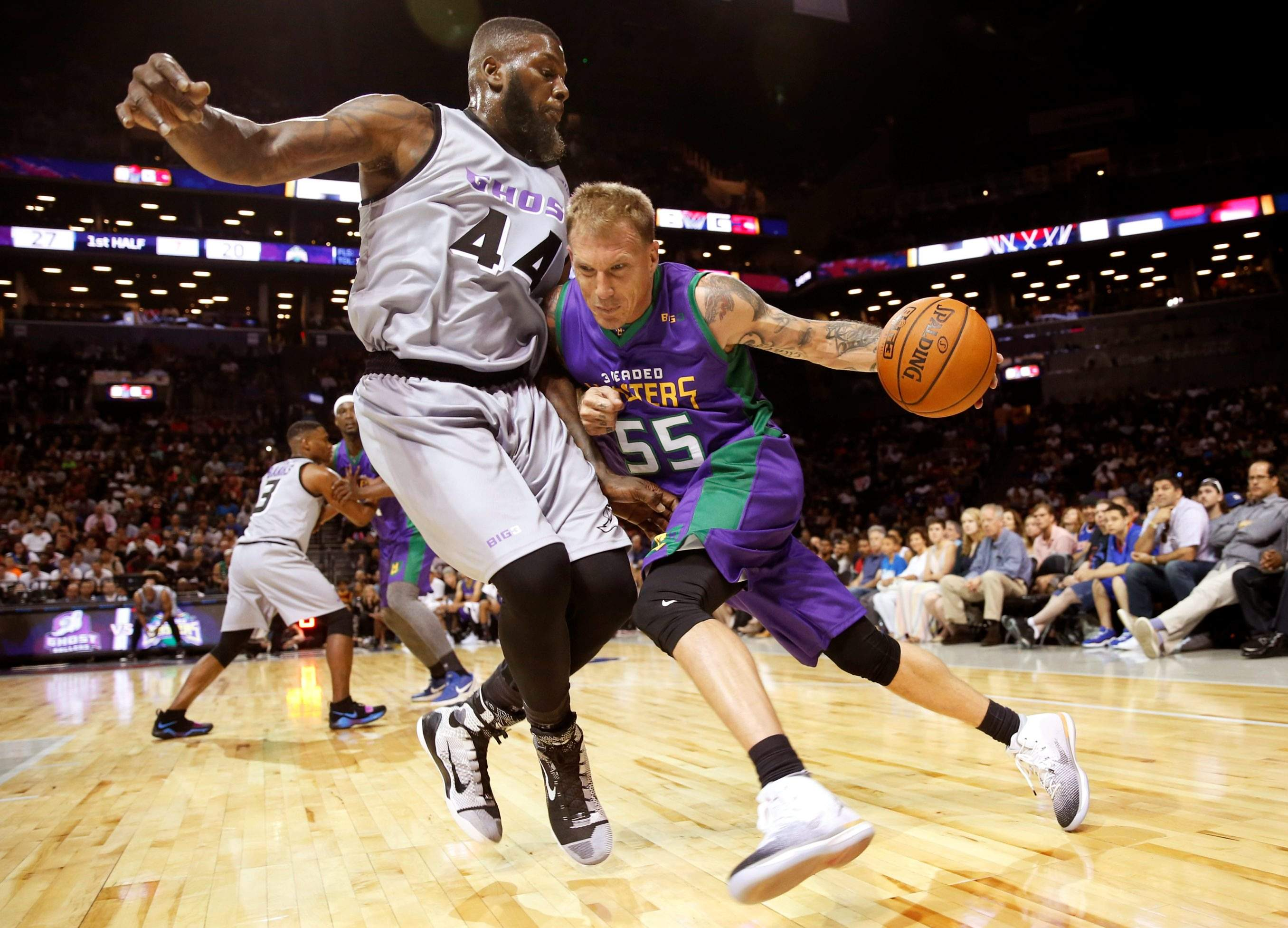 BIG3 Basketball League to Allow its Players to Use CBD