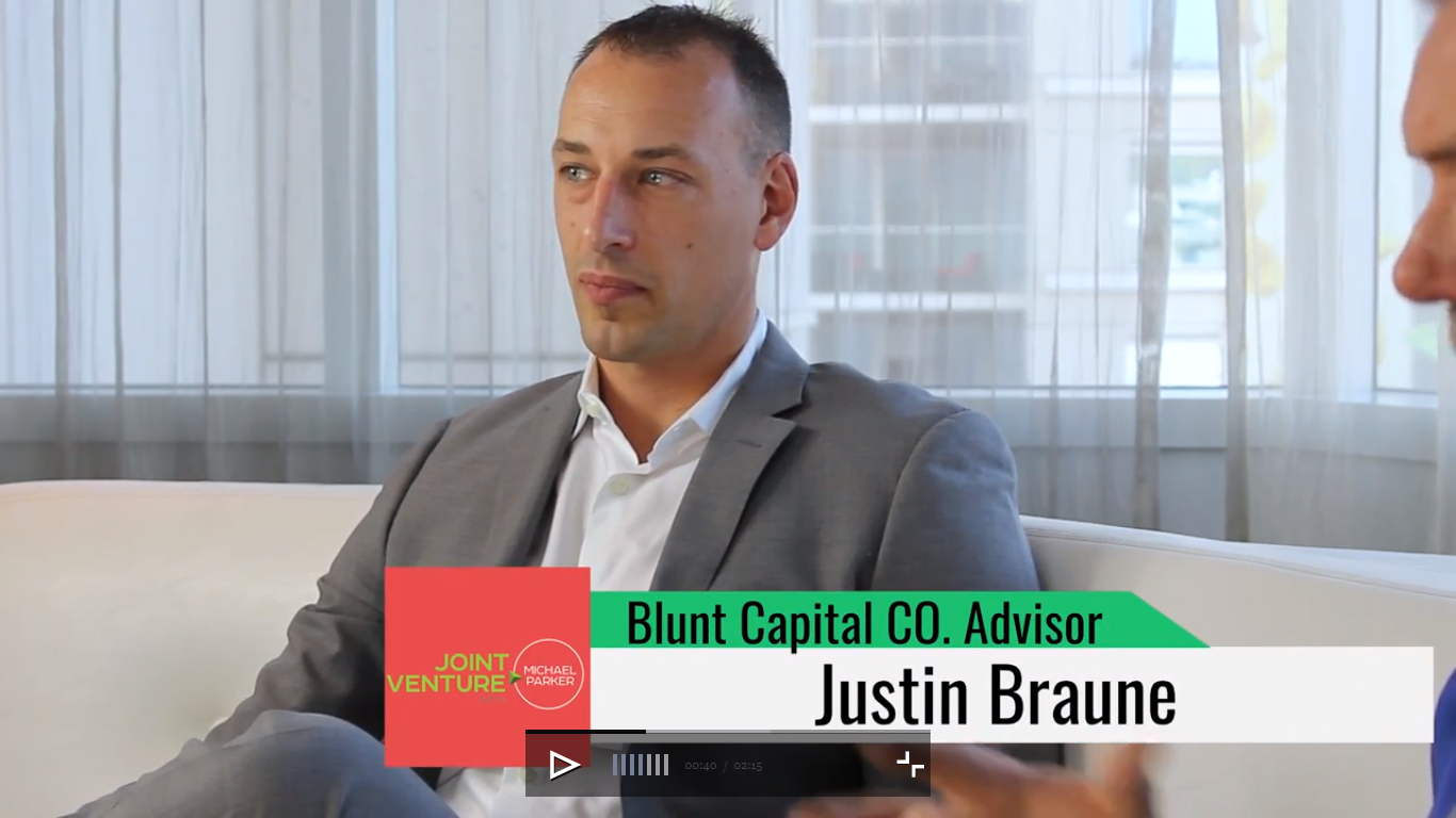 CashCropToday | Joint Venture Interviews Justin Braune Part 1