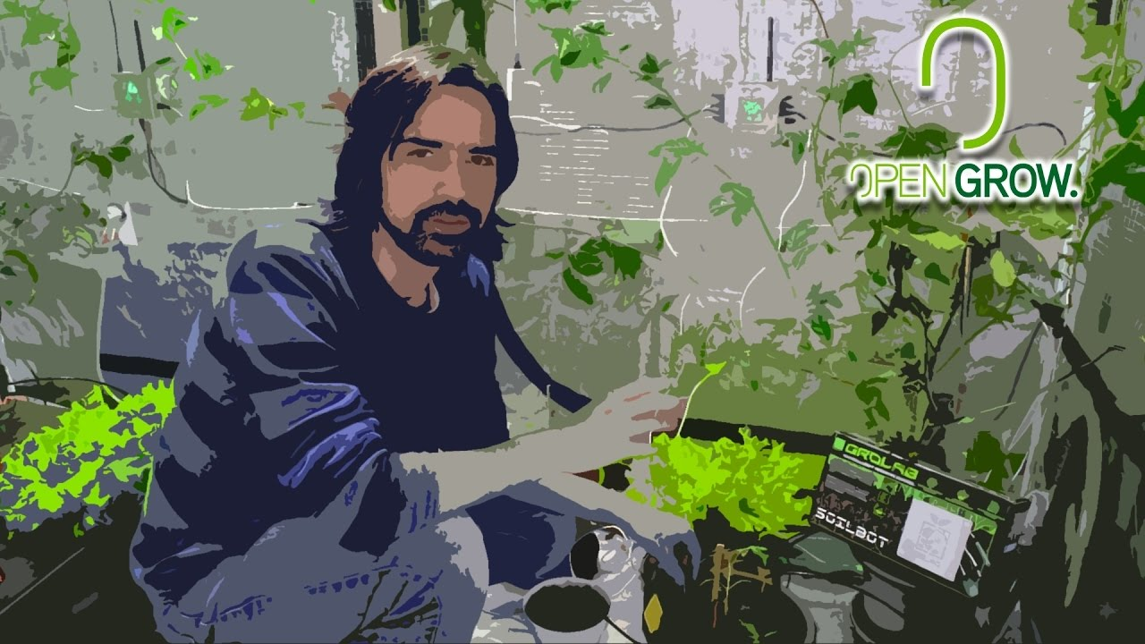 Cash Crop Today Interview with CEO of Open Grow™ João Melo