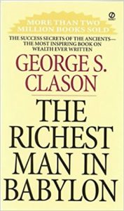 Book - Richest Man in Babylon - Cashflow Cop Police Financial Independence Blog