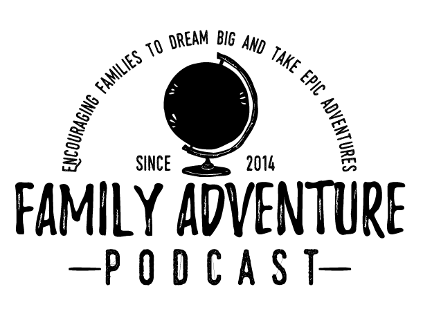Podcast - Family Adventure Podcast - Cashflow Cop Police Financial Independence Blog