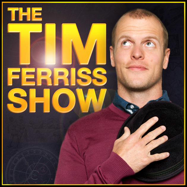 Podcast - The Tim Ferriss Show - Cashflow Cop Police Financial Independence Blog