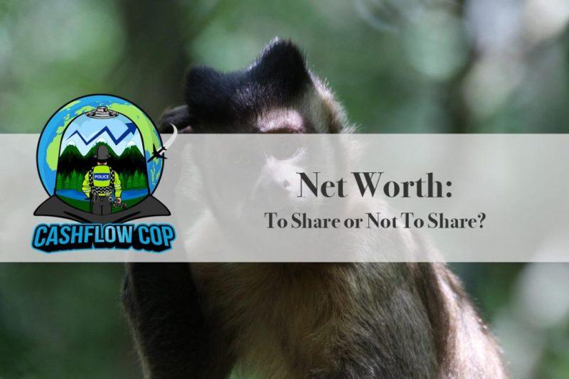 Net Worth - Cashflow Cop Police Financial Independence Blog