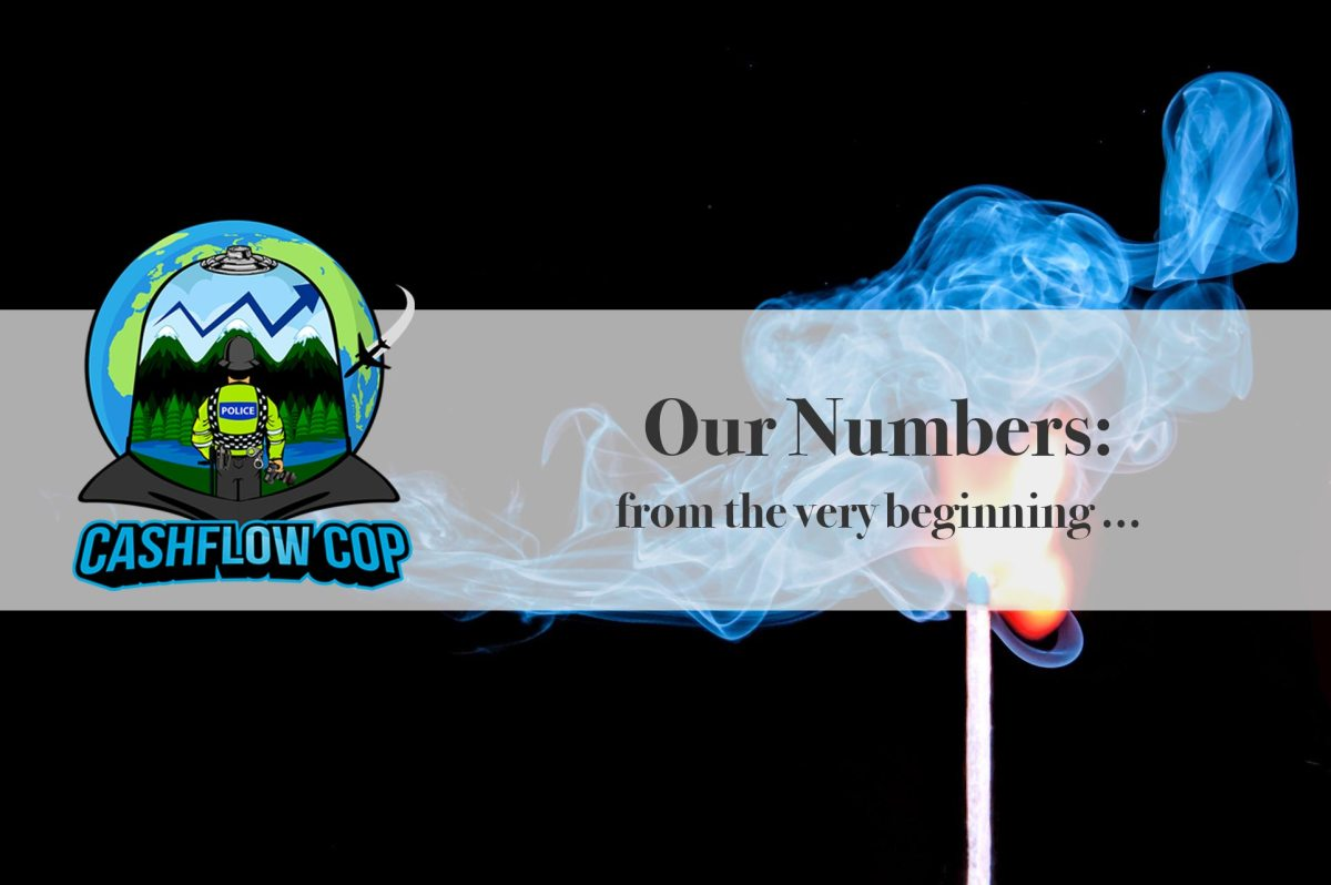 Our Numbers - from the very beginning ...