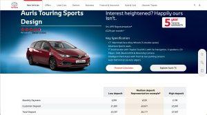 Toyota-Auris - Cashflow Cop Police Financial Independence