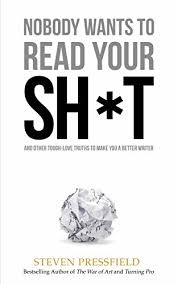 Book - Nobody wants to read you sht - Cashflow Cop Police Financial Independence Blog