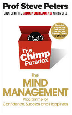 Book - The Chimp Paradox - Cashflow Cop Police Financial Independence Blog